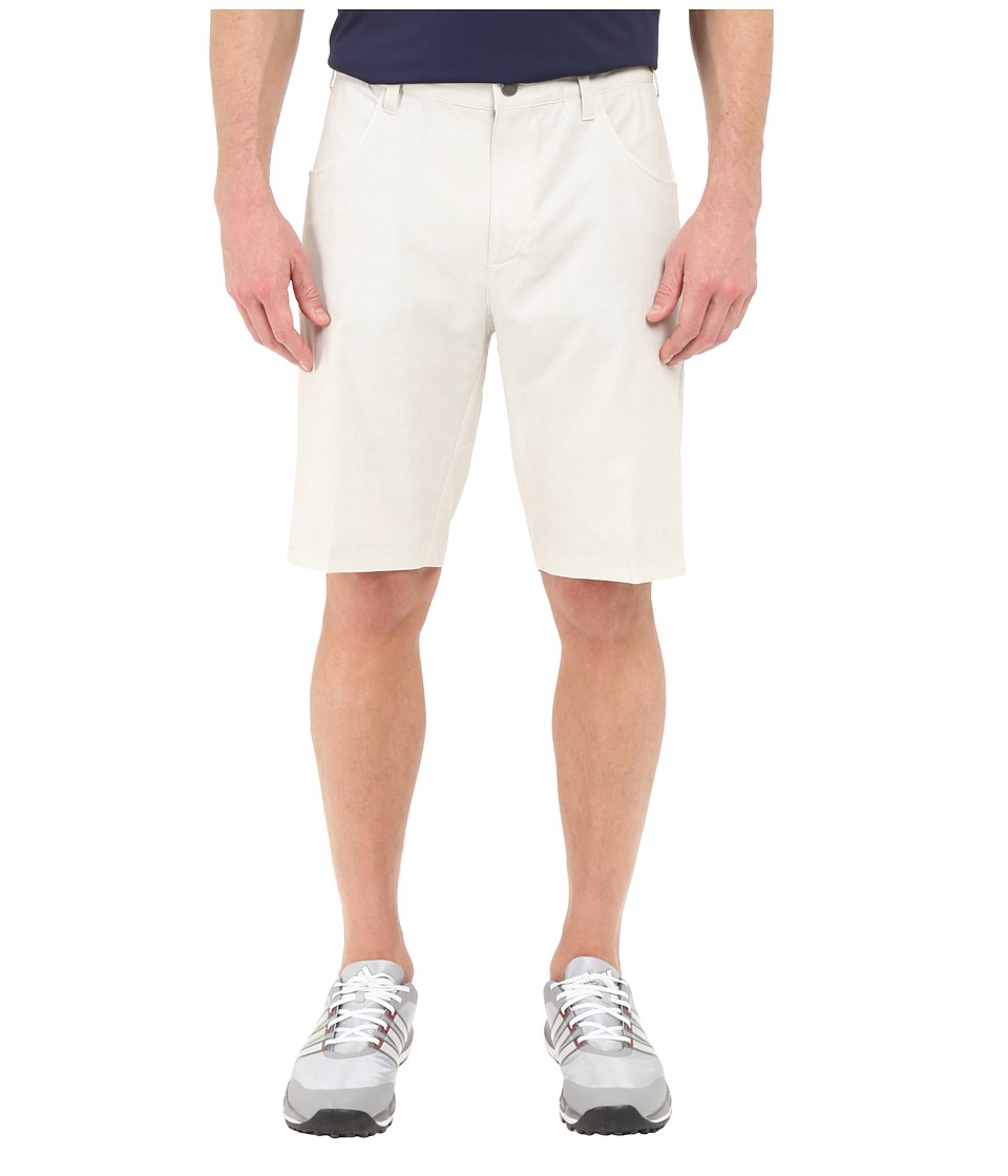 adidas Golf - Ultimate Chino Shorts (Talc) Men's Shorts