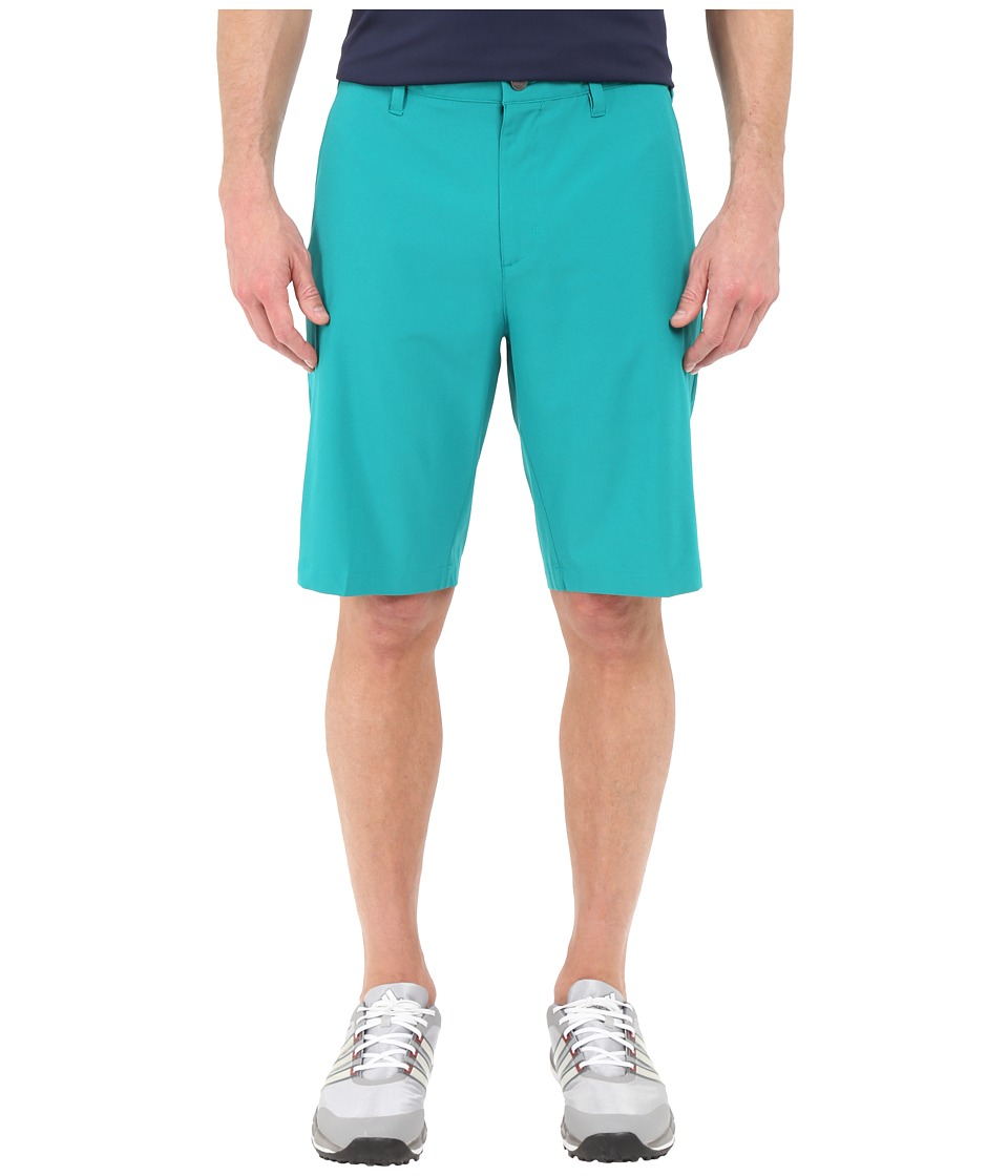 adidas Golf - Ultimate Shorts (Green/Black) Men's Shorts