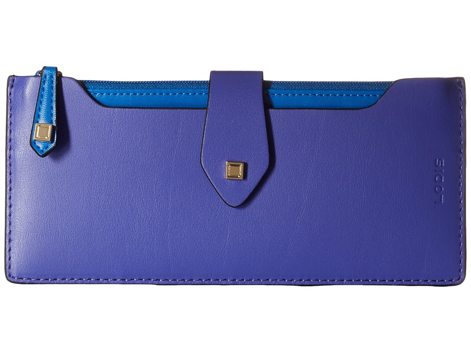 a63db3ace411 UPC 736301373931 product image for Lodis Accessories - Blair Sandy Multi  Pouch Wallet (Violet/ ...