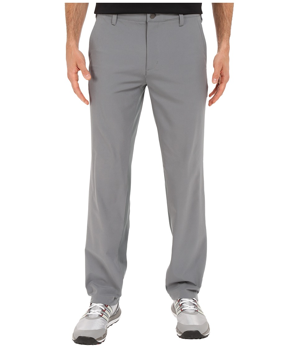 adidas Golf - CLIMACOOL(r) Ultimate Airflow Pants (Vista Grey/Black) Men's Casual Pants