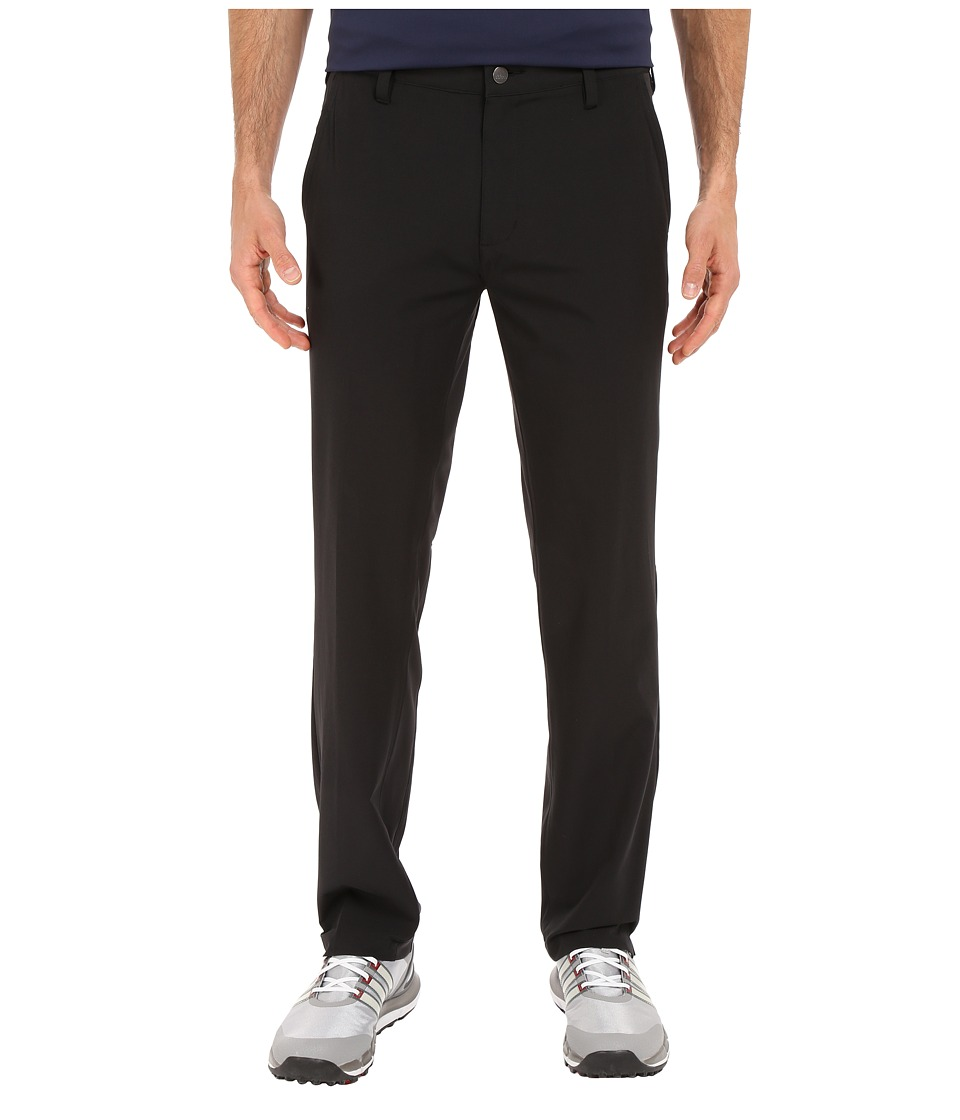 adidas Golf - CLIMACOOL Ultimate Airflow Pants (Black/Vista Grey) Men's Casual Pants