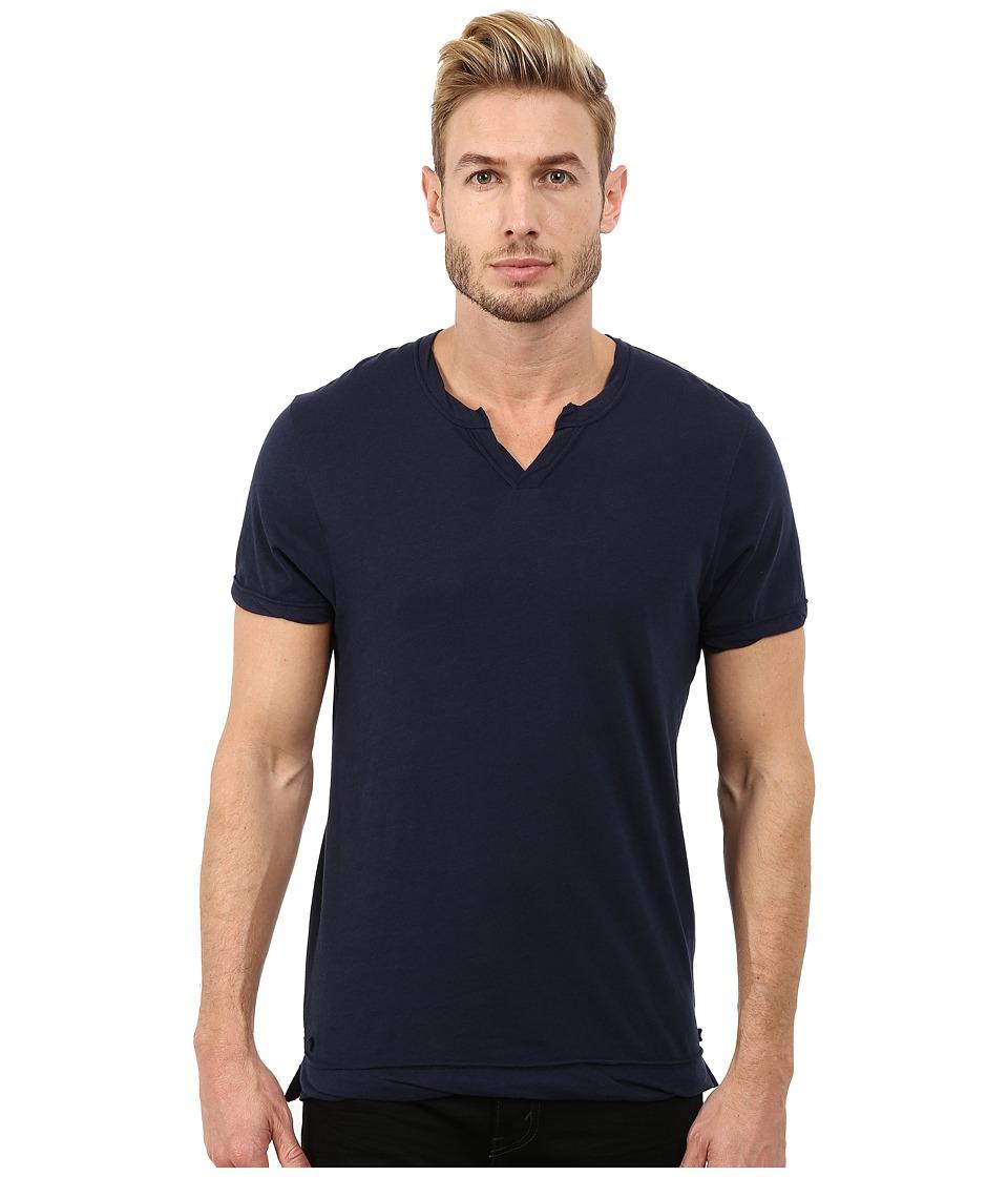 Alternative - Moroccan Tee (Midnight Heather) Men's Short Sleeve Pullover