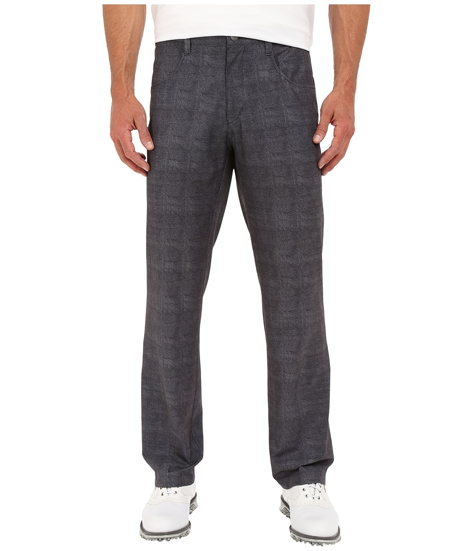 adidas Golf - Ultimate Chino Pants (Black) Men