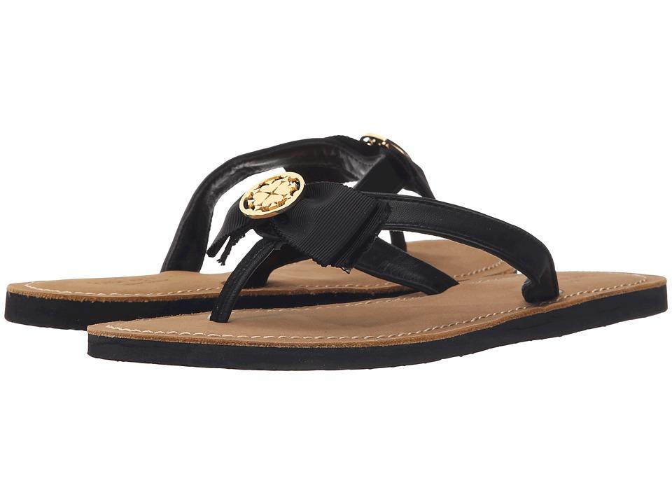 Kate Spade New York - Ida (Black Nappa) Women's Dress Sandals