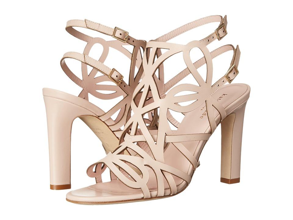 Kate Spade New York - Illana (Pale Pink Vacchetta) Women's Shoes