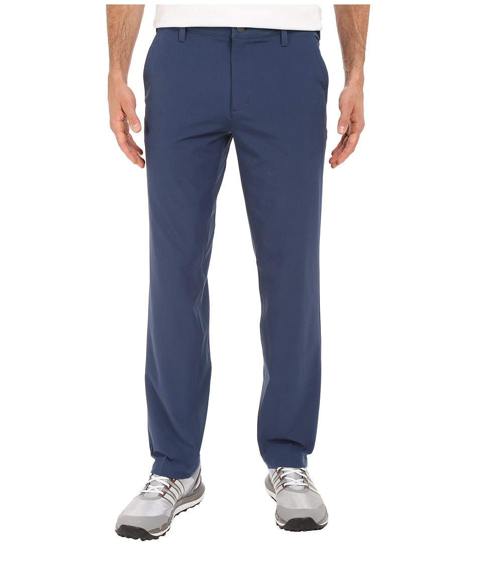adidas Golf - CLIMACOOL Ultimate Airflow Pants (Mineral Blue/Stone) Men's Casual Pants
