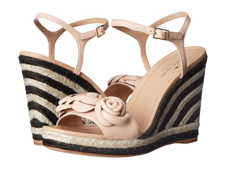 Kate Spade New York - Jill (Pale Pink Nappa) Women's Shoes