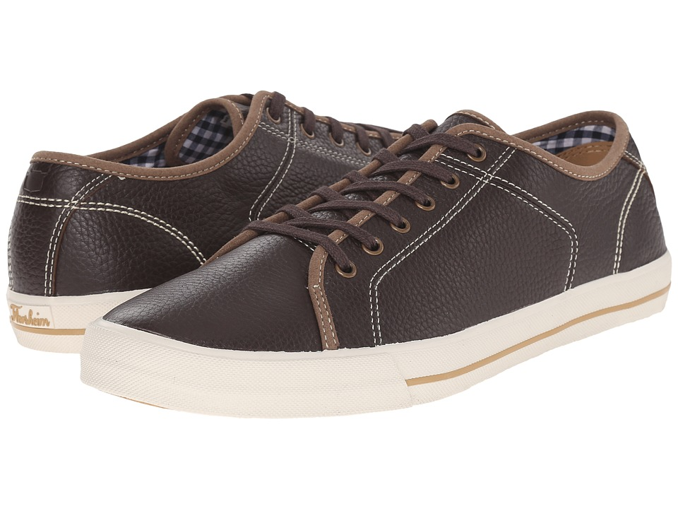 Florsheim Flash Plain Toe Lace-Up (Brown Milled) Men