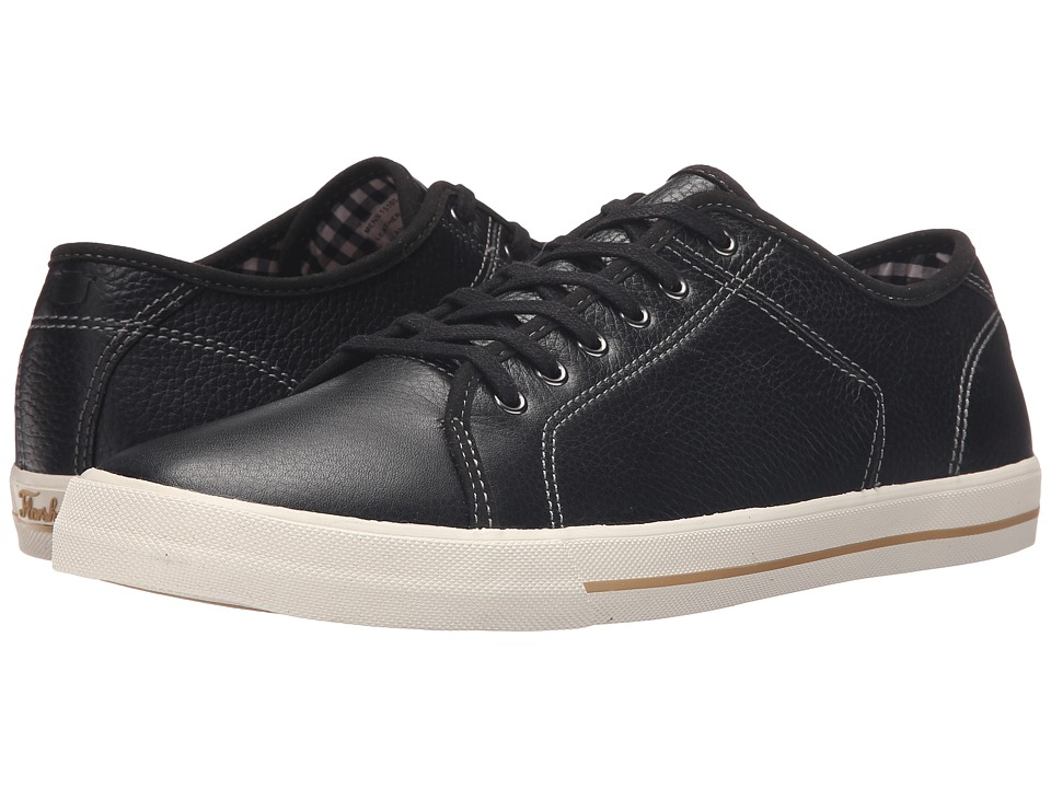 Florsheim - Flash Plain Toe Lace-Up (Black Milled) Men's Lace up casual Shoes