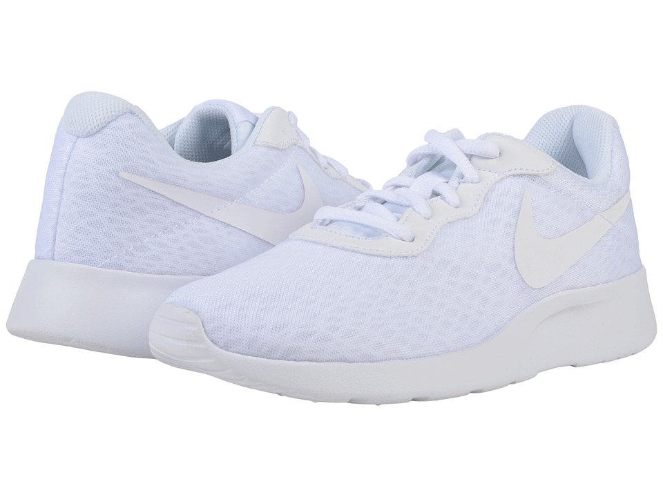 Nike - Tanjun BR (White/White/White) Women's Shoes