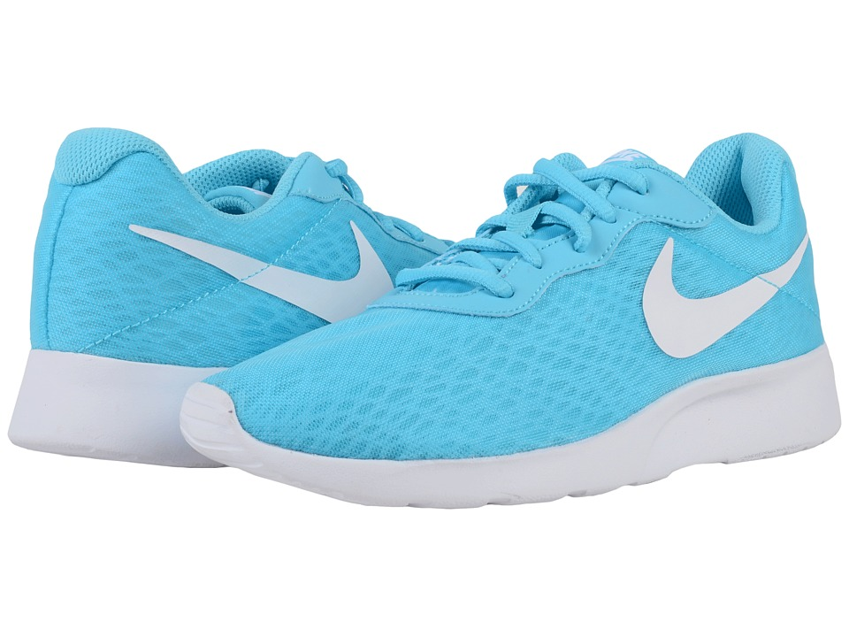 Nike - Tanjun BR (Gamma Blue/White) Women's Shoes