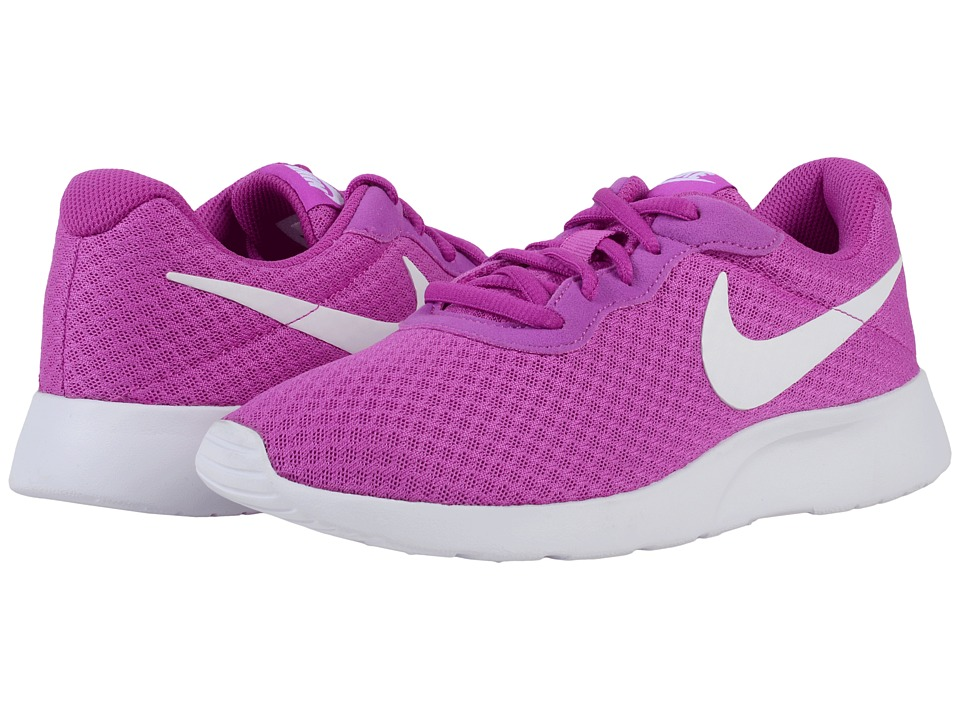 Nike - Tanjun (Hyper Violet/White) Women's Running Shoes