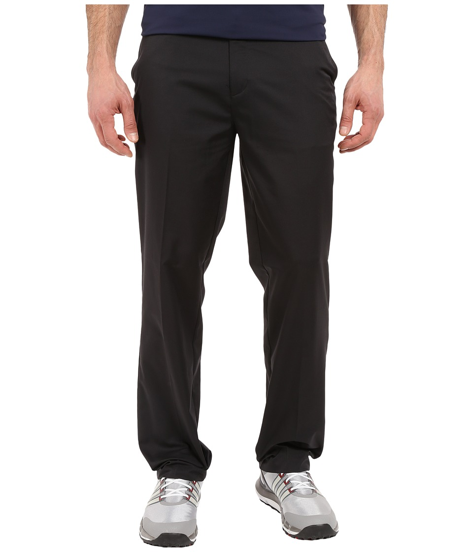 adidas Golf - CLIMALITE Relaxed Fit Pants (Black) Men's Casual Pants
