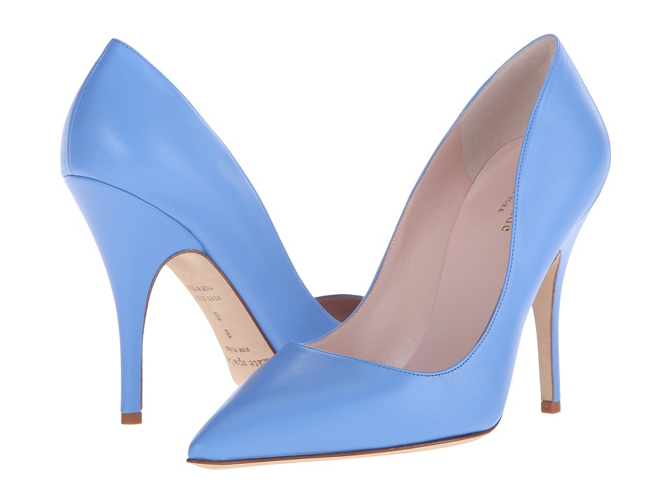Kate Spade New York - Licorice (Alice Blue Nappa) High Heels
