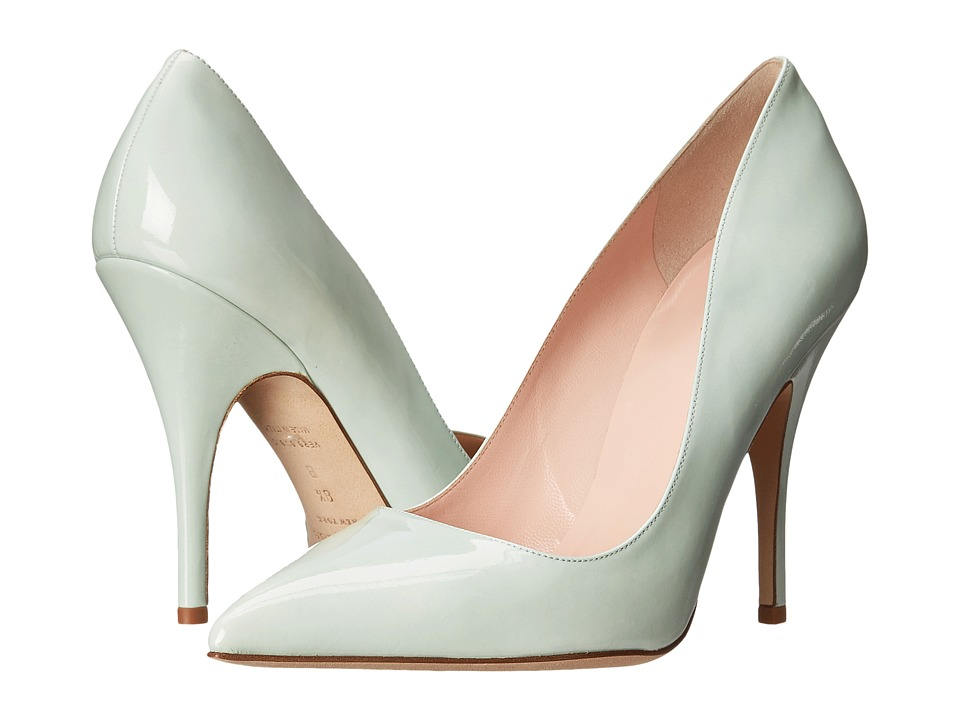 Kate Spade New York - Licorice (Fresh Mint Patent) High Heels
