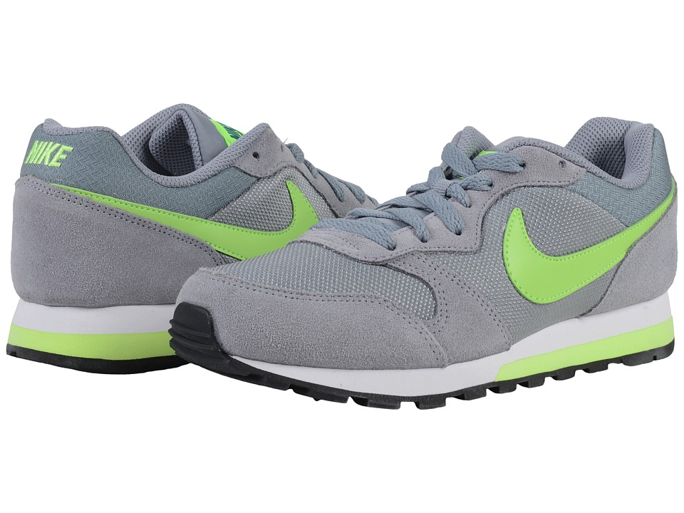 Nike - MD Runner 2 (Stealth/Ghost Green/Rio Teal/White) Women's Classic Shoes