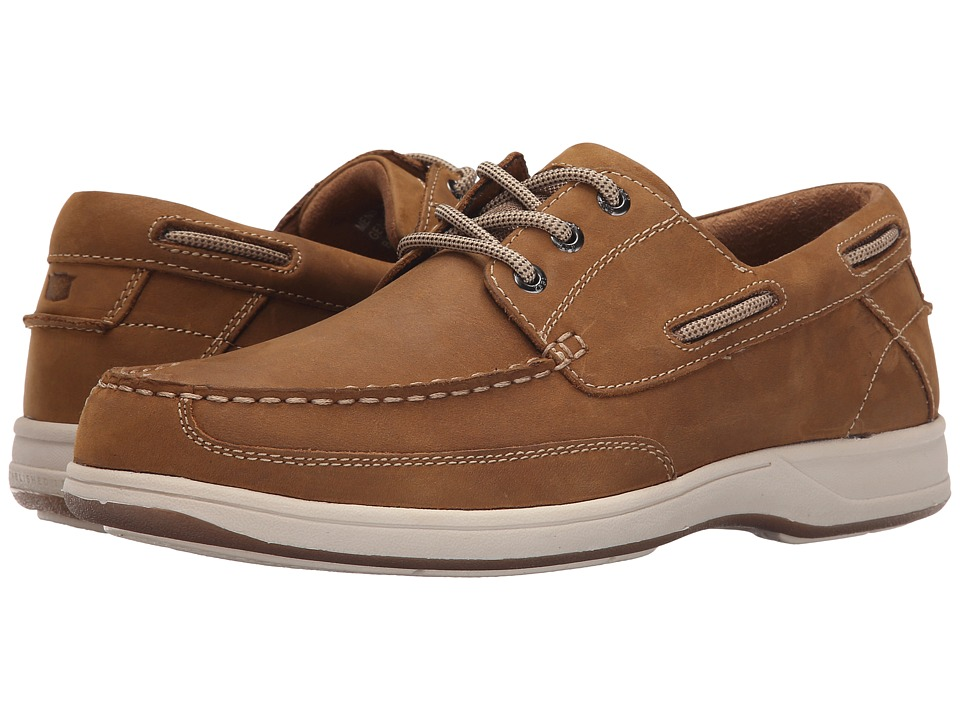 Florsheim Lakeside Ox (Brown Crazy Horse) Men