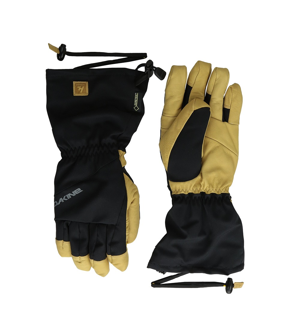 Dakine - Rover Glove (Black/Tan) Extreme Cold Weather Gloves