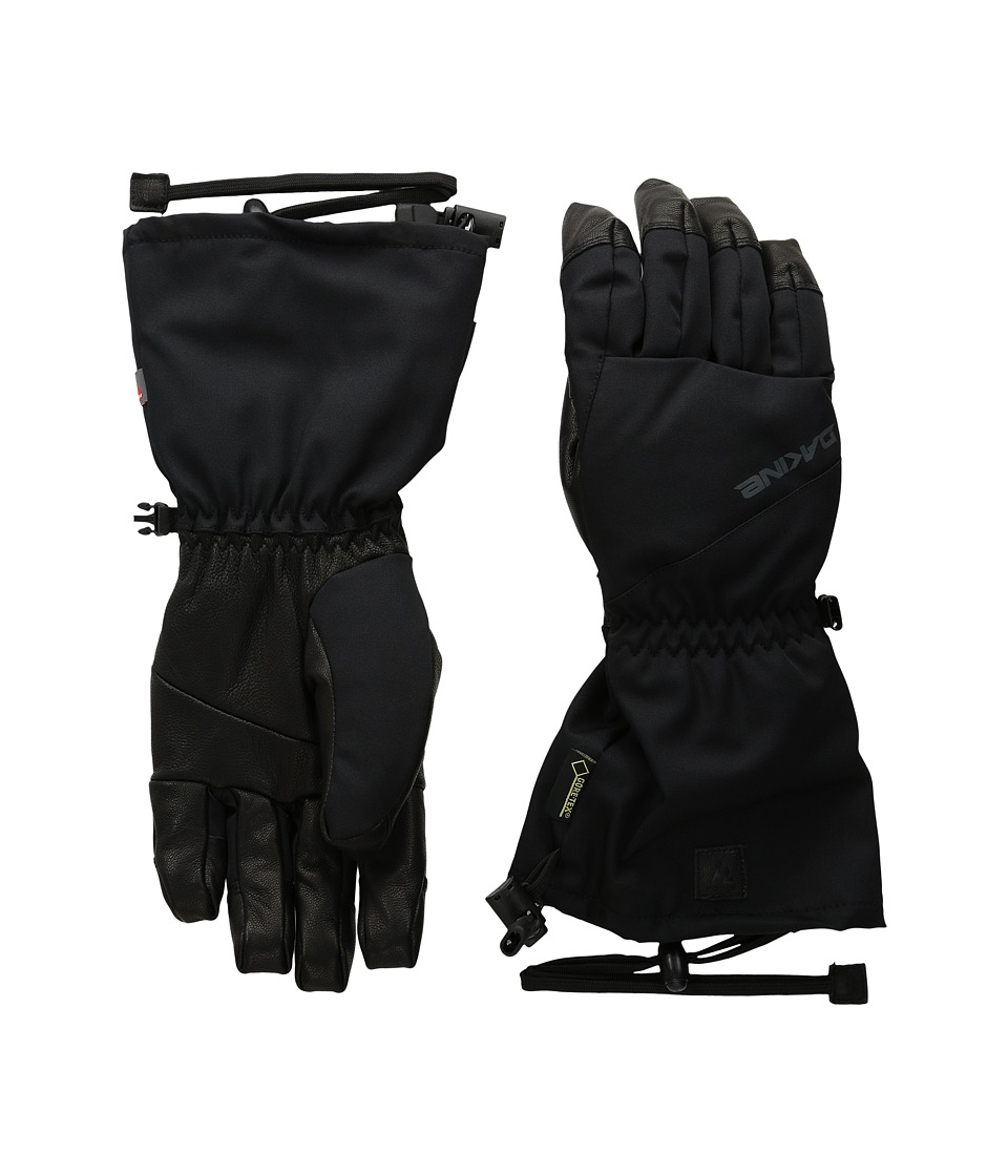 Dakine Rover Glove (Black 1) Extreme Cold Weather Gloves