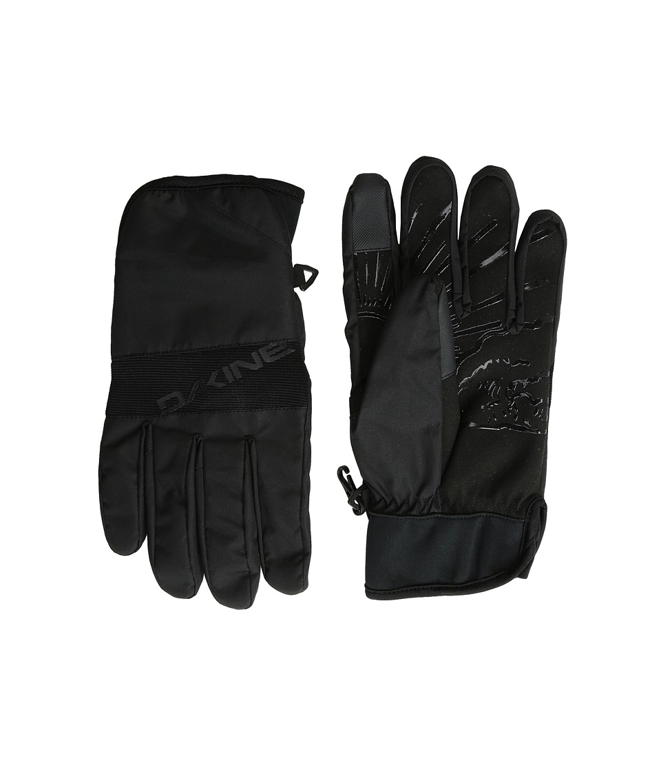 Dakine - Crossfire Glove (Black 1) Snowboard Gloves