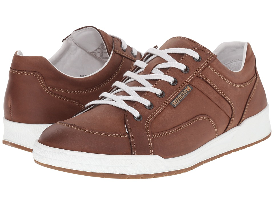 Mephisto - Rodrigo (Chestnut Grizzly) Men's Lace up casual Shoes