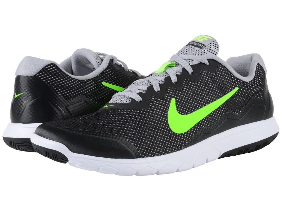 dbea160f200e UPC 886548498338 - Nike - Flex Experience Run 4 (Black Flight Silver ...