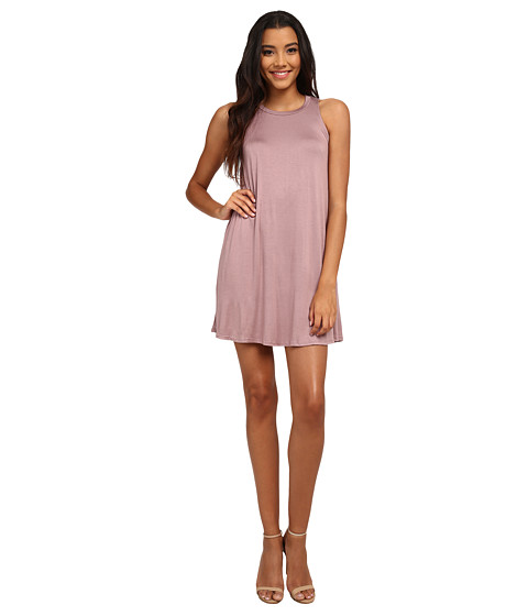 Culture Phit - Toni Sleeveless Dress (Mauve) Women
