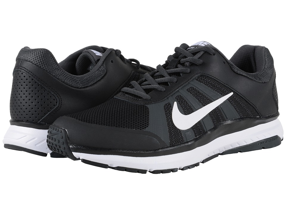 Nike - Dart 12 (Black/Anthracite/White) Men's Running Shoes