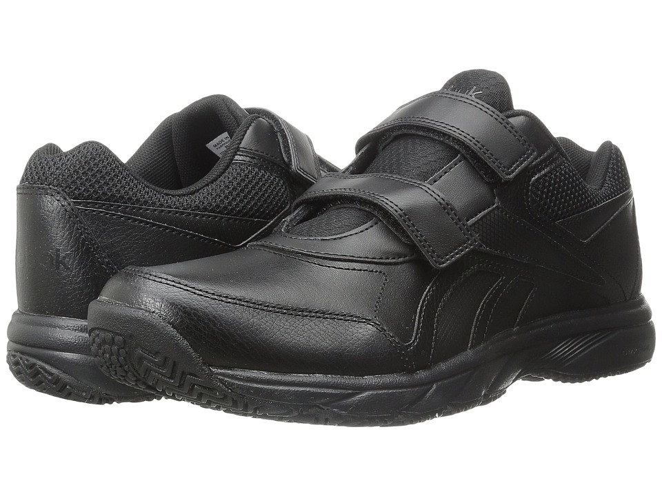 Reebok - Work N Cushion KC 2.0 (Black/Black) Men's Walking Shoes