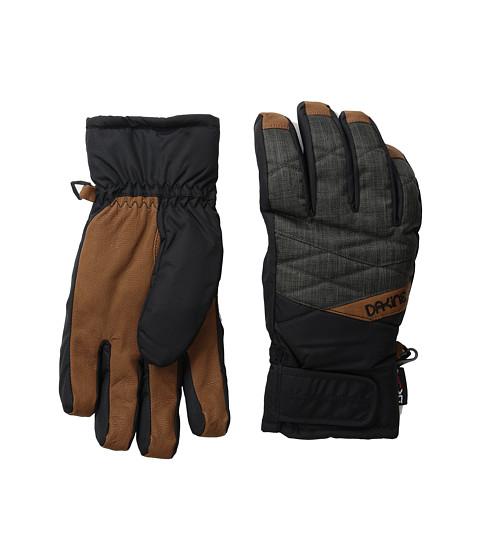 Dakine - Tahoe Short Glove (Charcoal) Snowboard Gloves