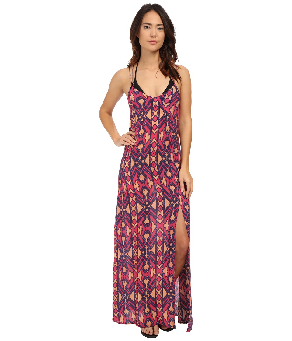Vix - Lea Long Dress Cover-Up (Capadocia) Women's Swimwear