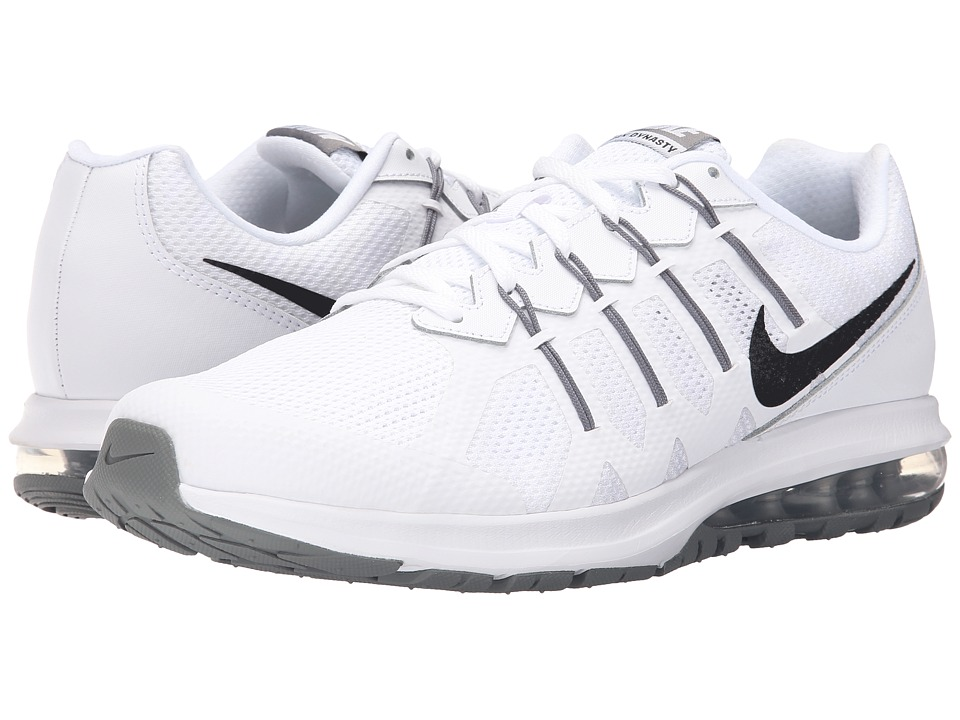 Nike - Air Max Dynasty (White/Black/Cool Grey) Men's Running Shoes