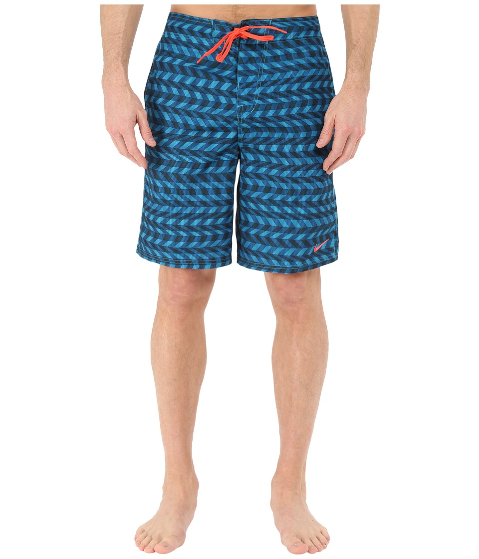 Nike - Drift Aweigh E-Board Shorts (Energy) Men's Swimwear