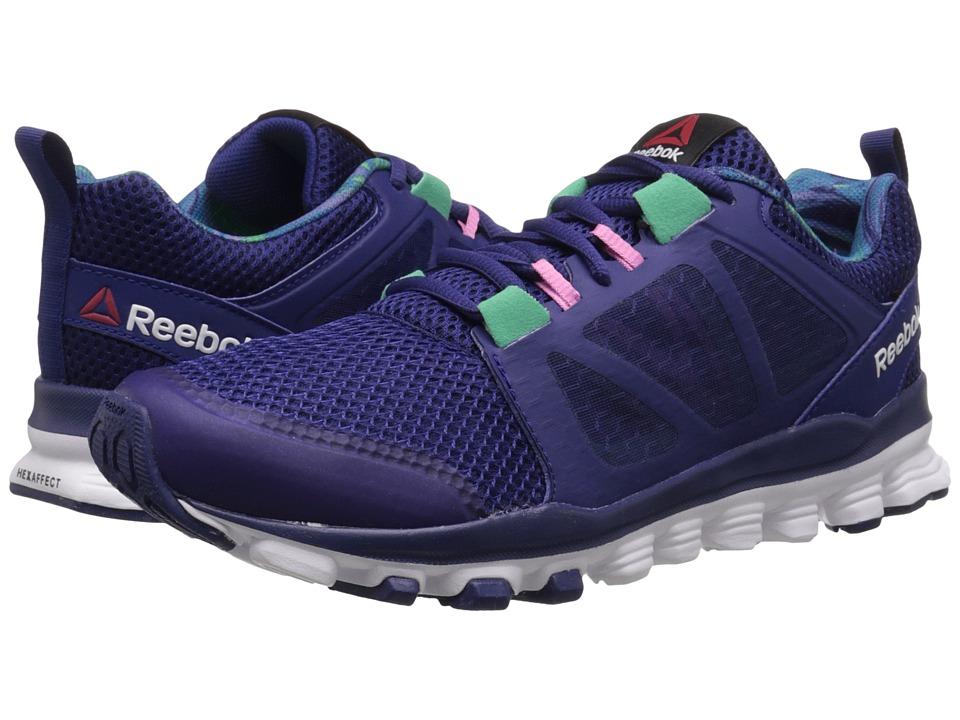 Reebok - Hexaffect Run 3.0 MTM (Black/Steel/Pink 1) Women
