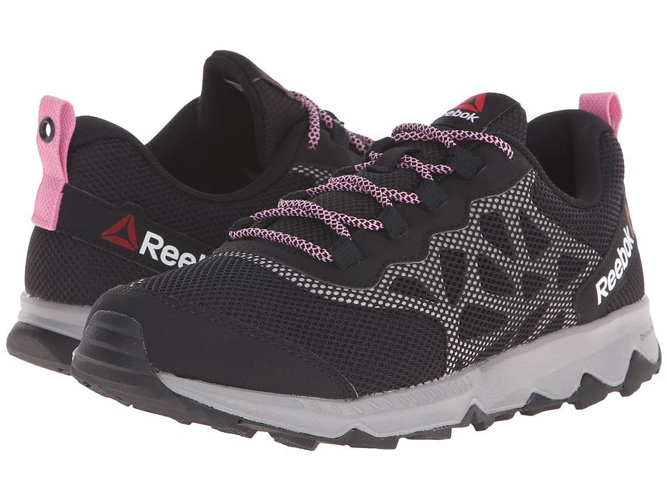 Reebok - DMX Lite (Black/Tin Grey/Icono Pink/White) Women's Shoes