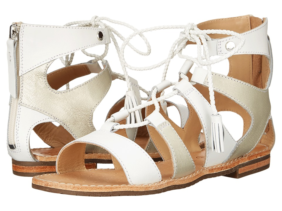 Geox WSOZY10 (White/Off-White) Women