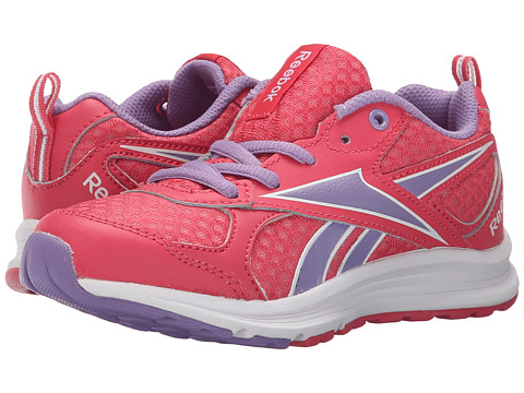 Reebok Kids - Almotio RS (Little Kid/Big Kid) (Fearless Pink/Smoky Violet/White) Kids Shoes
