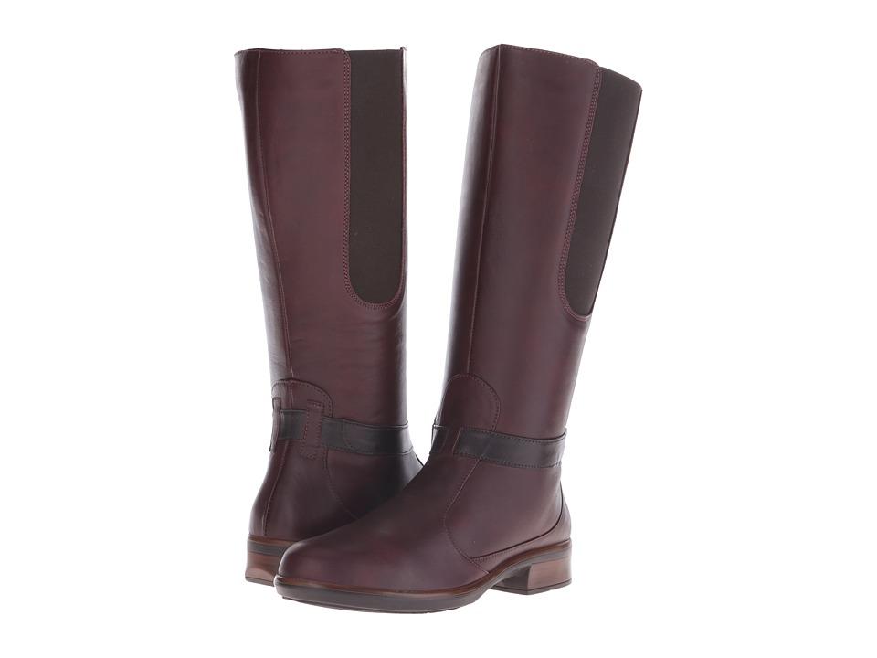 Naot Footwear - Viento (Seep Shiraz/French Roast) Women's Boots