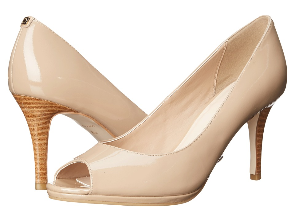 Cole Haan - Davis OT Pump (Maple Sugar Patent) High Heels
