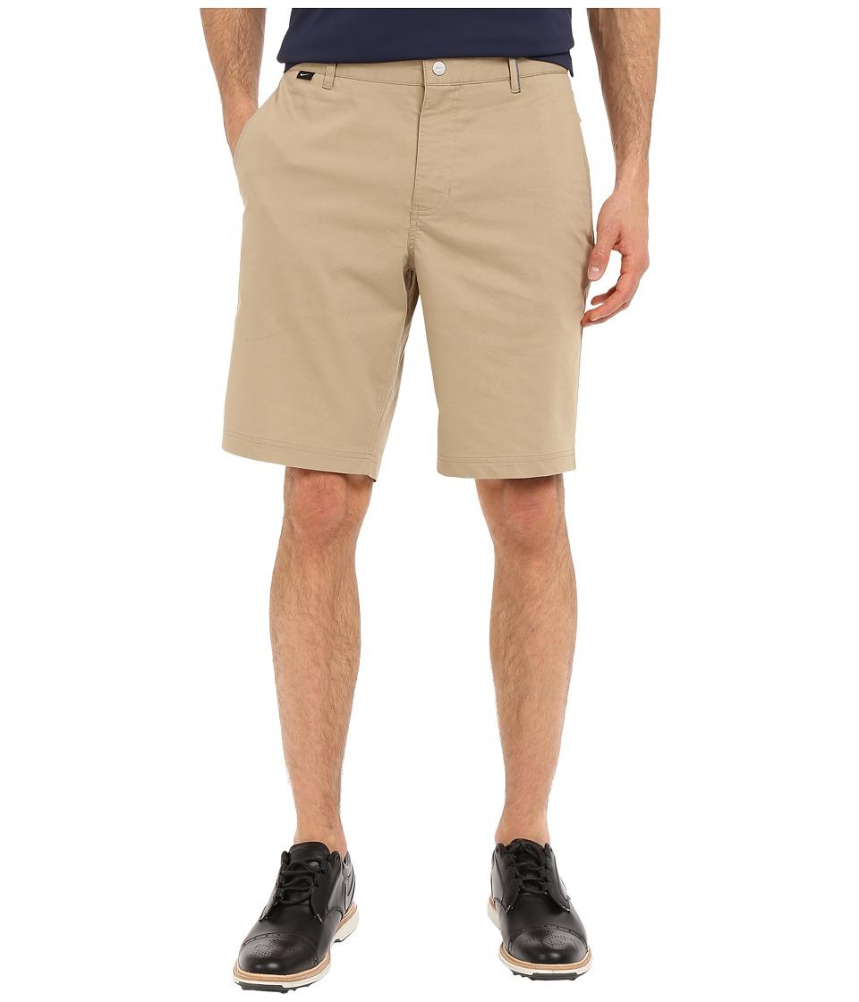 Nike Golf - Modern Fit Washed Shorts (Khaki/Midnight Navy/Light Photo Blue/Wolf Grey) Men's Shorts