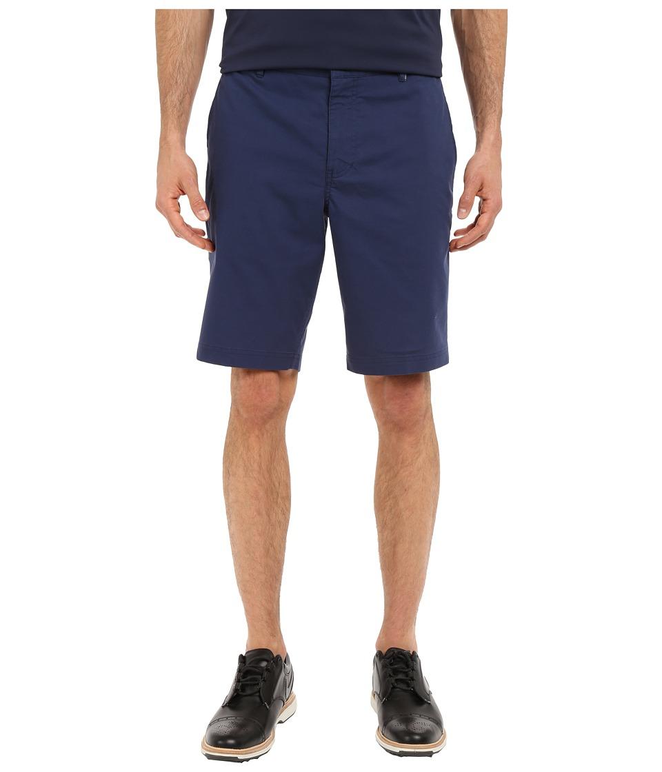 Nike Golf - Modern Fit Washed Shorts (Midnight Navy/Midnight Navy/University Red/Wolf Grey) Men's Shorts