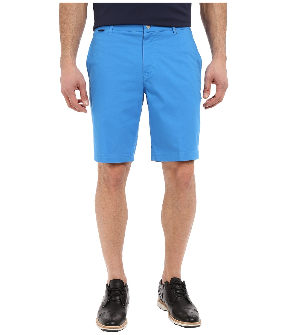 Nike Golf - Modern Fit Washed Shorts (Light Photo Blue/Midnight Navy/Varsity Maize/Wolf Grey) Men's Shorts