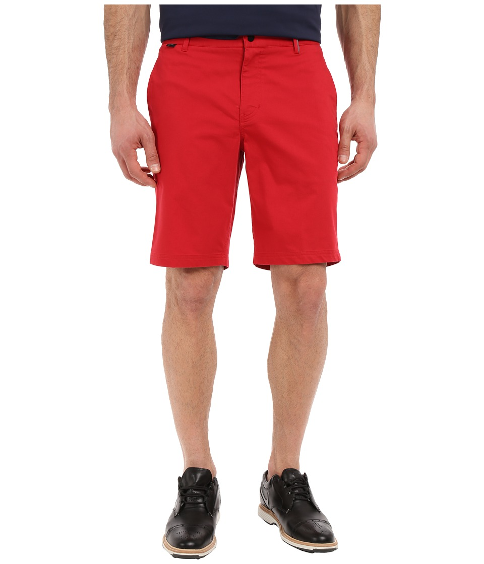 Nike Golf - Modern Fit Washed Shorts (Gym Red/Midnight Navy/Dark Grey/Wolf Grey) Men's Shorts