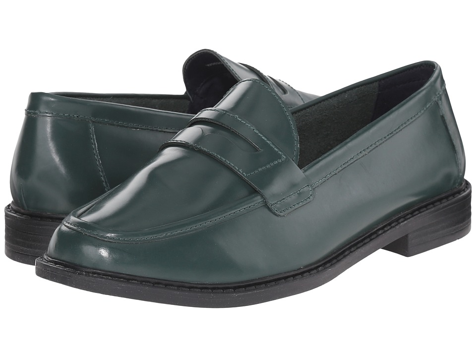 Cole Haan - Pinch Campus (Deep Forest Box) Women's Slip on Shoes