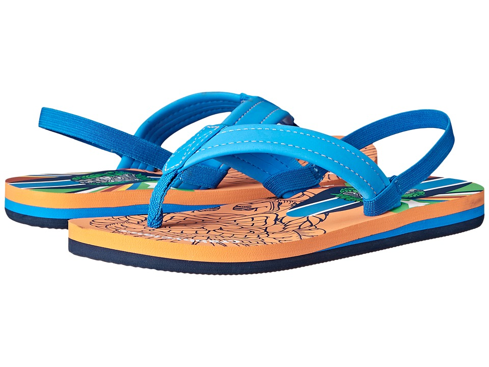 Crabbyclaws - Totem (Toddler/Little Kid/Big Kid) (Sea) Boy's Shoes