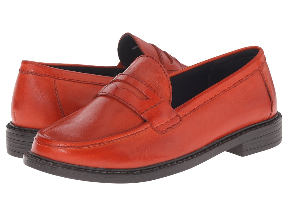 Cole Haan - Pinch Campus (Citrus Red) Women's Slip on Shoes