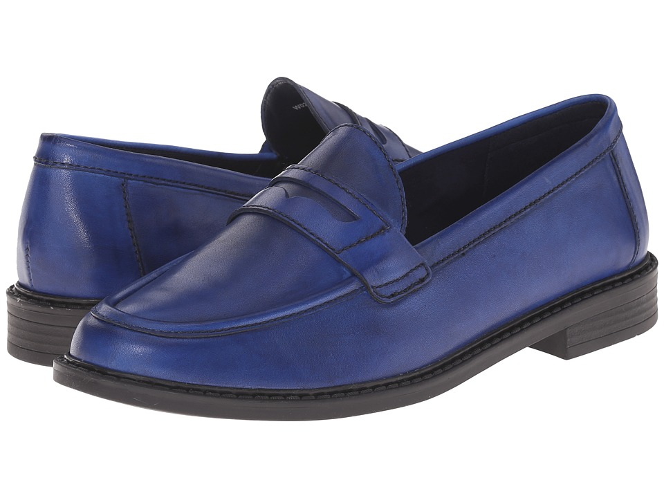 Cole Haan - Pinch Campus (Marlin Blue) Women's Slip on Shoes