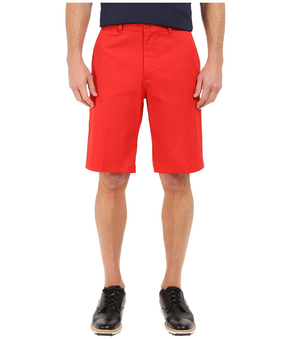 Nike - Flat Front Short (University Red/University Red/University Red) Men's Shorts