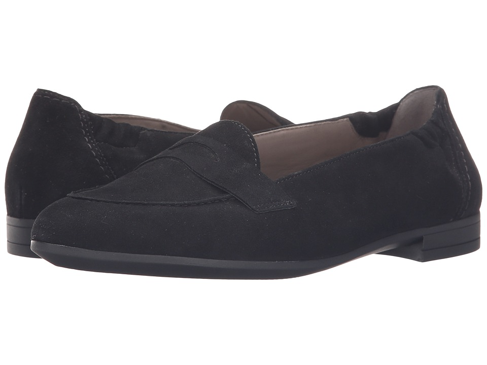 ara Christine (Black Suede) Women