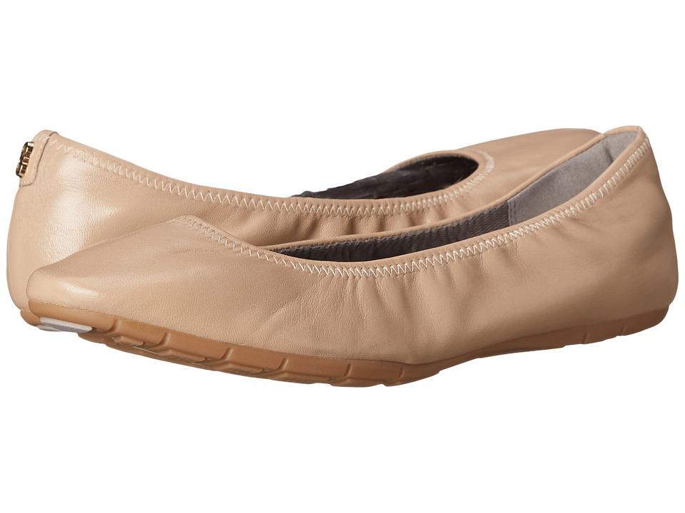 Cole Haan - Zerogrand Stagedoor Ballet Plain (Maple Sugar) Women's Flat Shoes